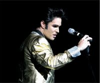 """Michigan 'Elvisfest' Rocks Out July 13 & 14 1 YPSILANTI:Ypsilanti: Just when you thought Ypsilanti couldn't get any cooler, here comes a group of guys who are going to make it down right hot! The Michigan ElvisFest has been rockin' since 2000. We are one of a handful of events, sanctioned thru Elvis Presley Enterprises, Inc. We expect this to be one of the biggest festivals yet, with over 6000 attending. Come to Ypsilanti and expect to be """"All Shook Up"""" in Riverside Park, by 11 award winning Elvis® Tribute Artists. This is an event you won't want to miss!"""