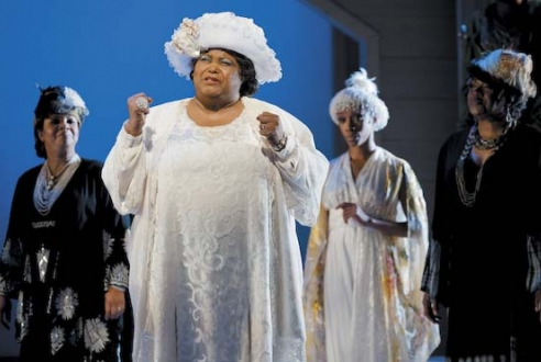 CROWNS Extends Through August 12th At Goodman Theatre