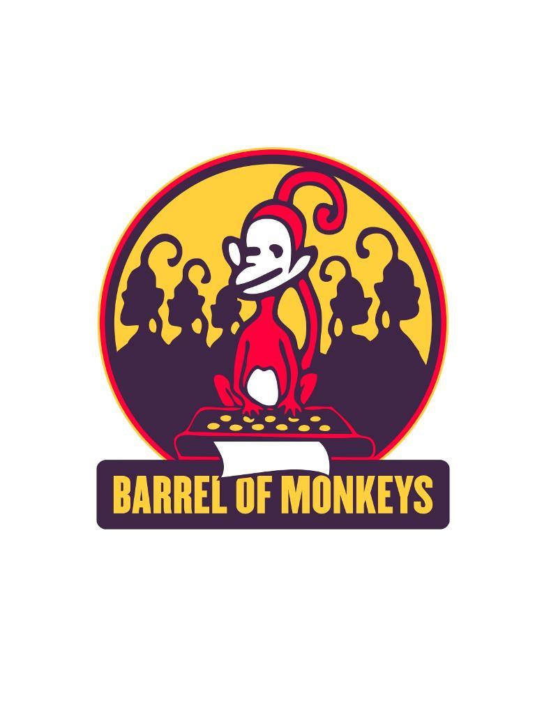 BARREL OF MONKEYS Kicks Off 15th Season With CHICAGO'S WEIRD, GRANDMA, Mondays, Oct. 8- Dec. 17th