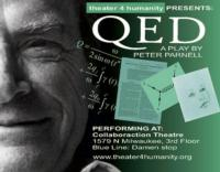 Rob Riley Featured in theatre4humanity's QED beginning Oct. 24th