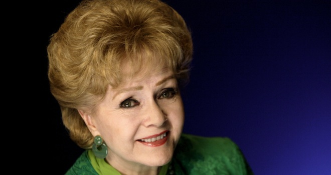 Showbiz Nation LIVE! Episode Guest: Screen & Stage Legend DEBBIE REYNOLDS