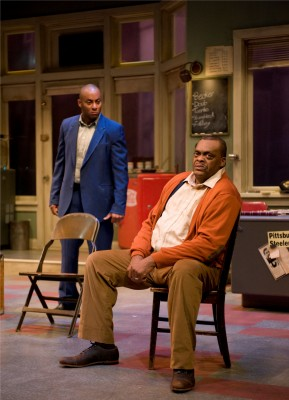 Court Theatre's JITNEY Is Vibrant, Rich & Neuanced