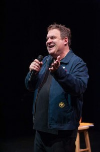 """Jeff Garlin's """"Closer Than I Appear"""" Is A Dab Of Genius"""