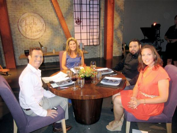 Michael J. Roberts Appears On WTTW's CHECK, PLEASE!