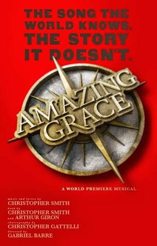 Broadway In Chicago Announces World Premiere of AMAZING GRACE starring Josh Young; Oct. 9 - Nov 2