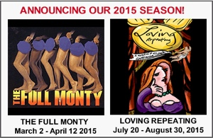 Kokandy Productions Announces 2015 Season