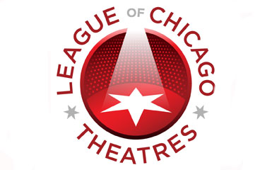 The League of Chicago Theatres logo