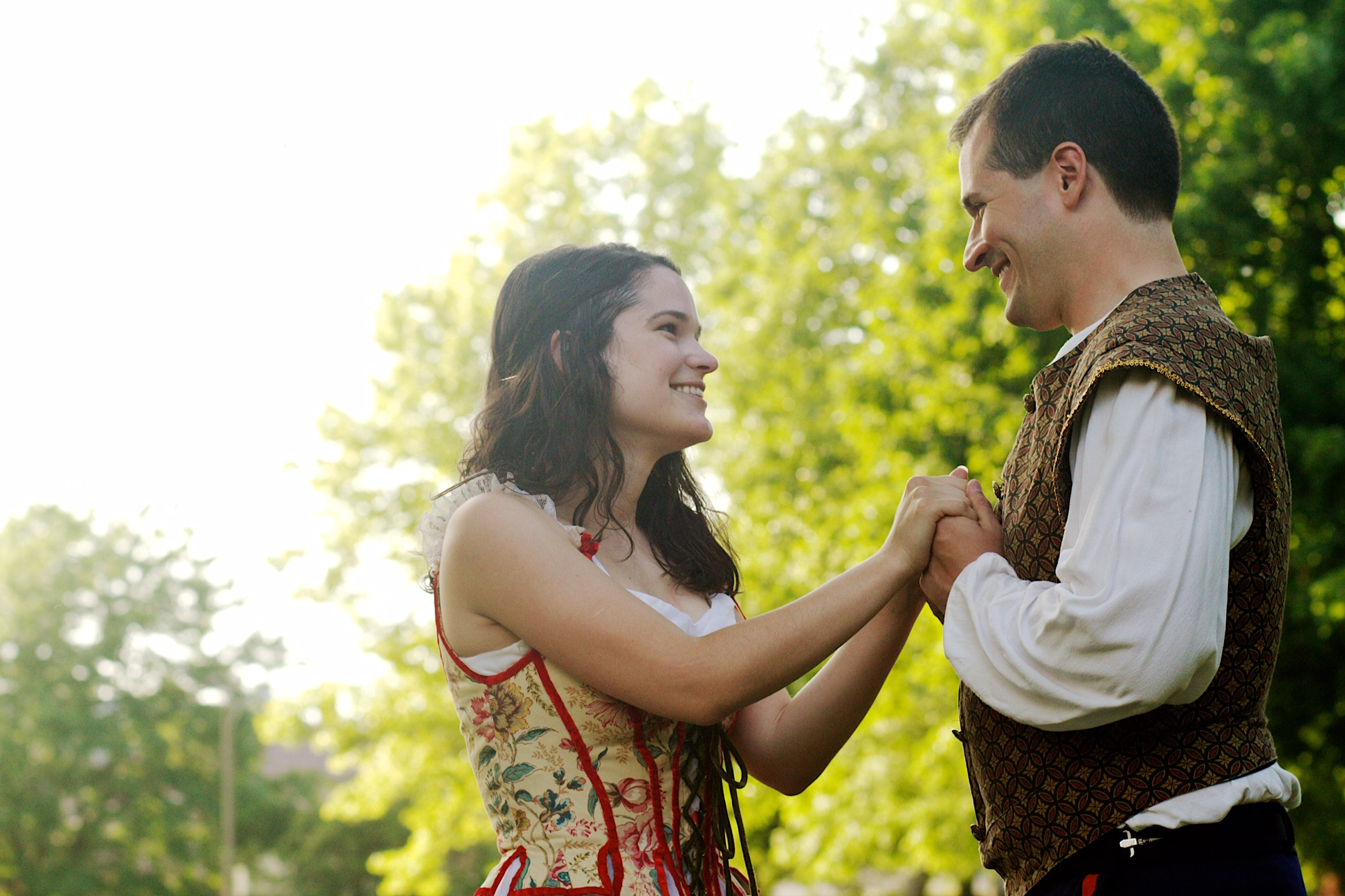 Midsommer Flight's MUCH ADO ABOUT NOTHING  is Much about Something Good 1 Recommended: Theatre In Chicago