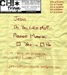Jesus Image CHICAGO