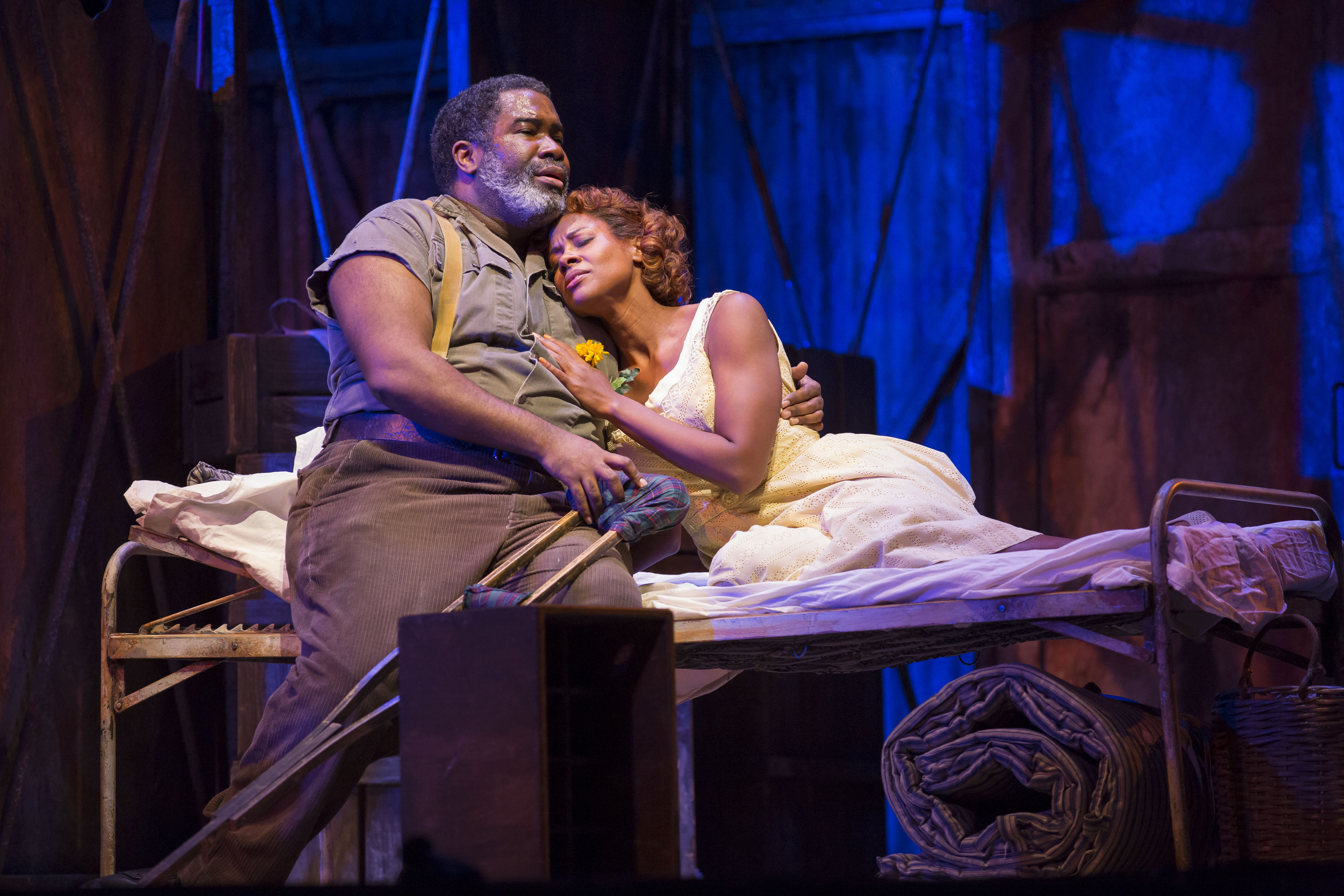 Lyric Opera's Problematic Updated PORGY AND BESS 6 Reviewed by: James Murray