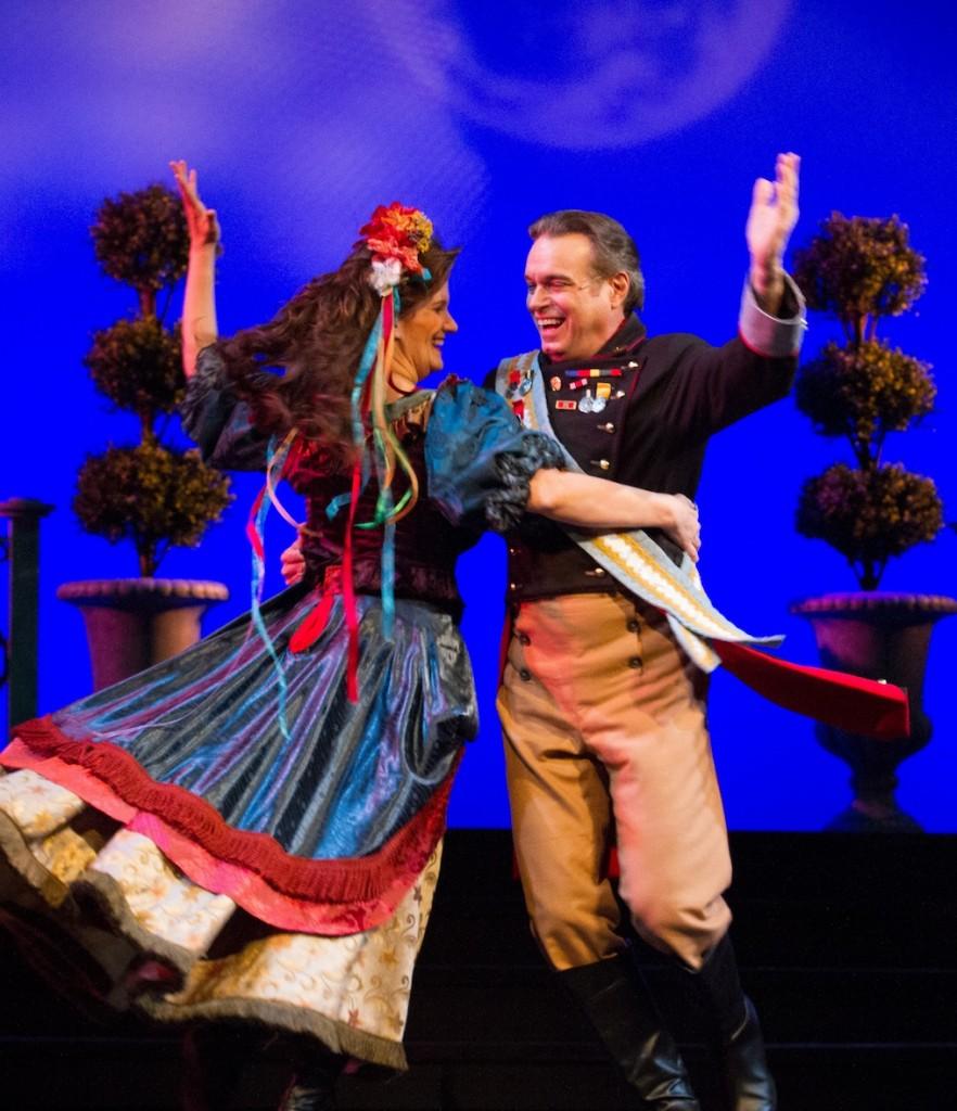 Light Opera Works 2014 at Cahn Auditorium