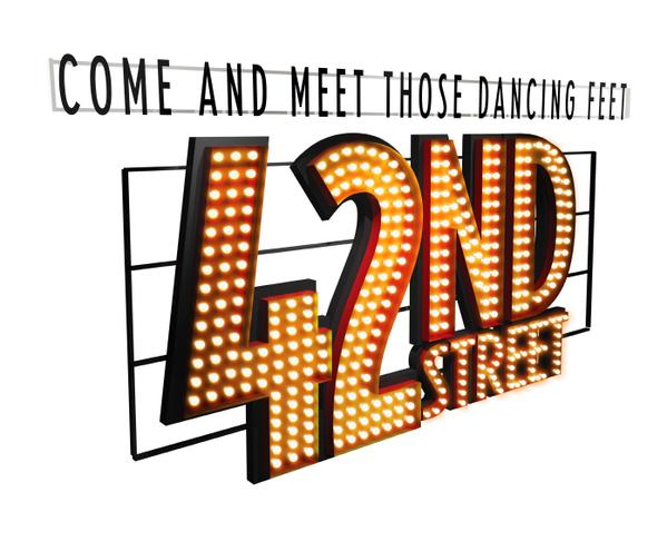 Broadway In Chicago Announces New Production of 42nd STREET March 8- 20, 2016 at Cadillac Palace 1 Broadway In Chicago is thrilled to announce the quintessential backstage musical comedy classic 42nd STREET will celebrate a two-week engagement at the Cadillac Palace Theatre (151 W. Randolph) with a sparkling new production, March 8 – March 20, 2016. 42nd STREET will be directed by co-author Mark Bramble and choreographed by Randy Skinner, the team who staged the 2001 Tony Award® winning Best Revival.