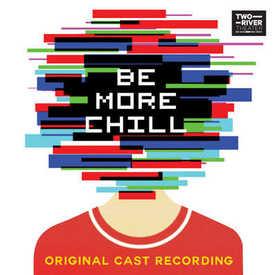 Be More Chill - CD Cover