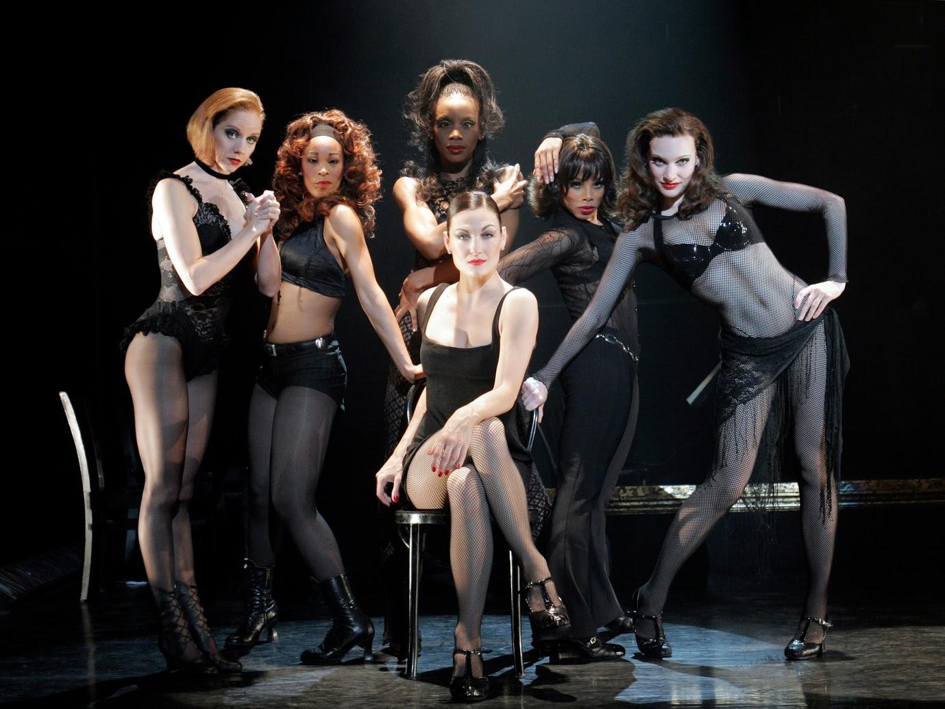 Broadway In Chicago Announces Return of Tony Award® winning smash-hit CHICAGO, May 10-15 2016 1  Terra C MacLeod as Velma Kelly and the Merry MurderessesCHICAGOCredit: Paul Kolnik