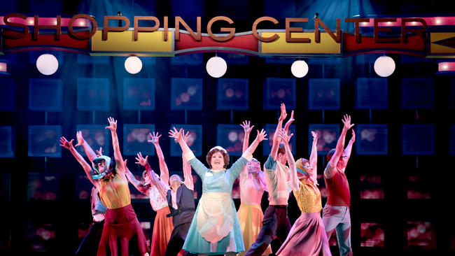 """World Premiere of Drury Lane's """"Hazel, A Musical Maid in America"""" – A Working Woman in a Non-Working Musical 1 Reviewed by: James Murray"""