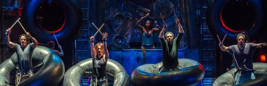 STOMP Returns to Chicago November 2016 Through January 2017 1 Broadway In Chicago is pleased to announce that STOMP, the international percussion sensation, returns to Chicago to play the Broadway Playhouse at Water Tower Place (175 E Chestnut) November 16, 2016 through January 8, 2017. From its beginnings as a street performance in the UK, STOMP has grown into an international sensation over the past 20 years, having performed in more than 50 countries and in front of more than 24 million people.