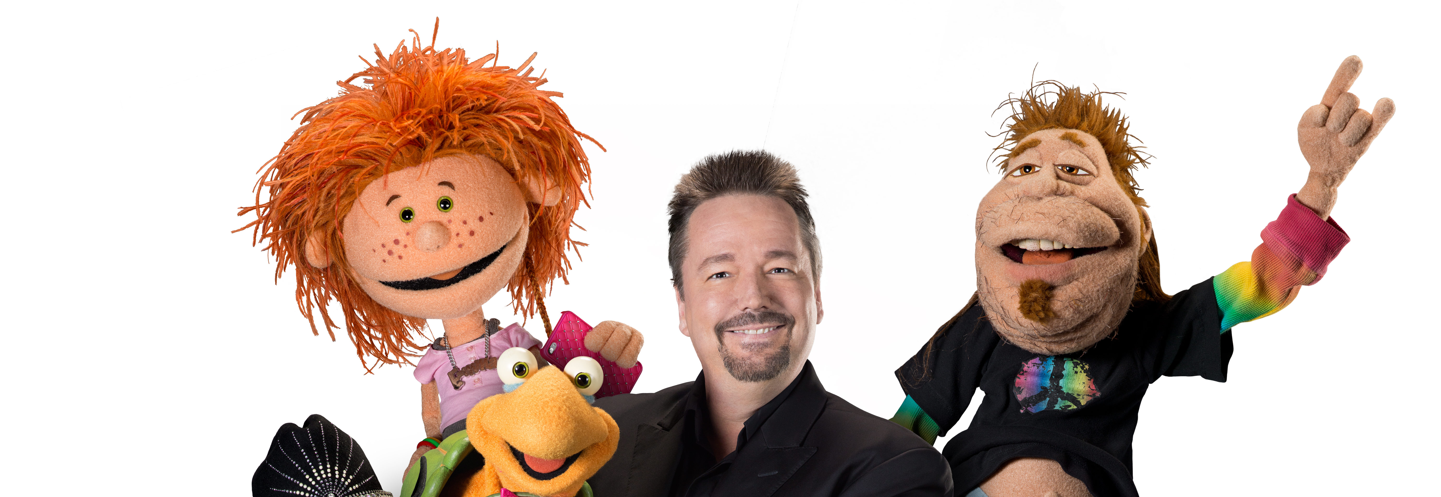 Terry Fator Comes to Dr. Phillips Center In Orlando Feb. 26, 2017
