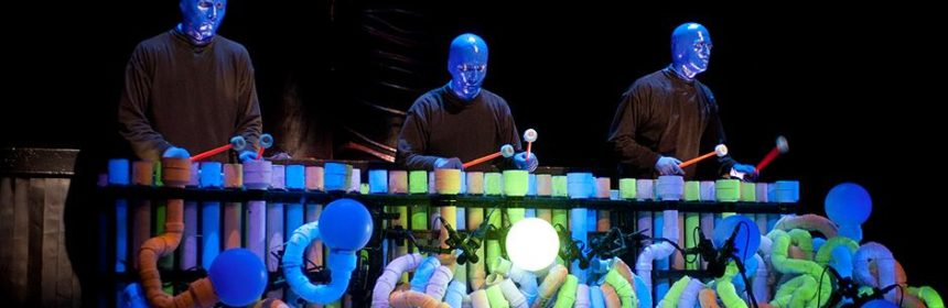 Blue Man Group Announces Judges for 2016 Blue Man Group Art Competition 1 10-foot by 10-foot reproductions of the winning works will be displayed at Blue Man Group Chicago's Outdoor Art Gallery, located on the south exterior wall of the Briar Street Theatre (3133 North Halsted Street), with the original pieces on display inside the theater lobby. The artwork will be unveiled in October 2016, coinciding with Chicago Artists Month. More information regarding the unveiling event will be announced at a later date.