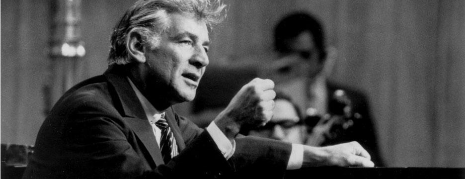 "Weeklong ""Leonard Bernstein"" Celebration Kicks-off September 27 at Goodman Theatre"