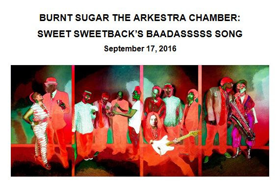 Image: Burnt Sugar, Photo: Shelley Nicole & Paula Henderson, Collage & Color Tinting: Amy Gail.