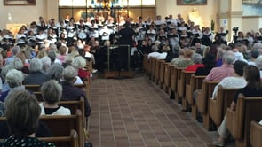 Showbiz NoFLO In Performance:  Handel's MESSIAH, Ocala Symphony Orchestra 'For Unto Us'