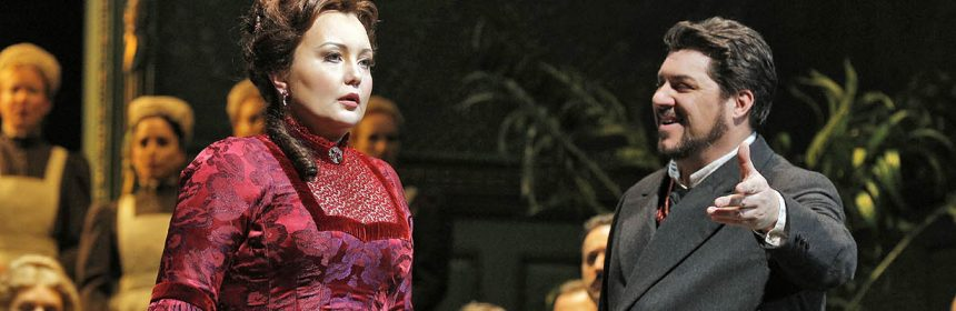 Lyric Opera's  Magnificent Lucia di Lammermoor Is Something To Behold 2 Highly Recommended