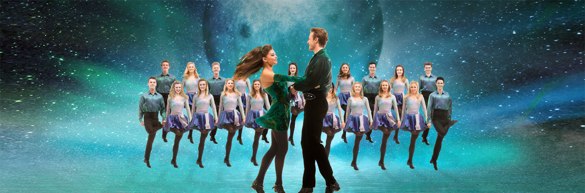AURORA'S PARAMOUNT THEATRE HOSTS RIVERDANCE 20TH  ANNIVERSARY TOUR MARCH 31-APRIL 2