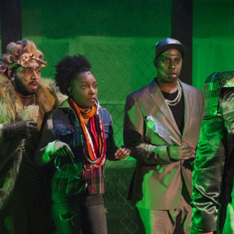 Spotlight: Kokandy Productions' THE WIZ - Through April 16, 2017 at Theater Wit