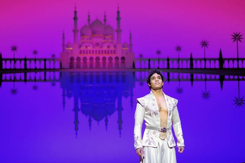 Disney's ALADDIN Exceeds Expectations 2 Reviewed by: JUSTIN WILLIAMS