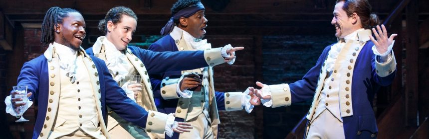 NEW WAYS TO ENTER #HAM4HAM lottery TWO WAYS and TWO DAYS IN ADVANCE: with new HAMILTON app and online 1 Theatergoers in Chicago have a new way to enter the musical HAMILTON's popular lottery with the release of an innovative HAMILTON app.