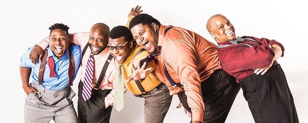 "Court Theatre extends ""Five Guys Named Moe"" Through Oct. 15"