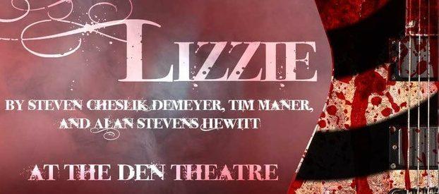 "Firebrand Theatre Inaugural Production of ""LIZZIE"" runs Nov 11 - Dec 17 at The Den"