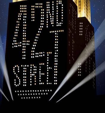 """Gene Weygandt, Suzzanne Douglas Shuffle Off to Drury Lane Theatre's """"42nd Street"""""""