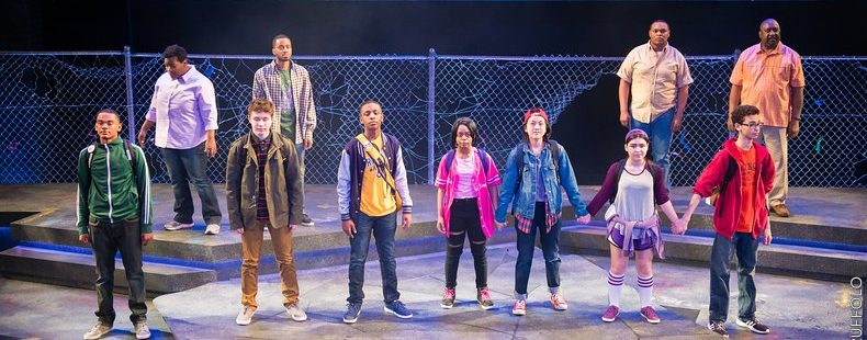 """First Stage's Exhilarating """"ANTARCTICA, WI"""" Is Too Important A Play To Be Missed"""