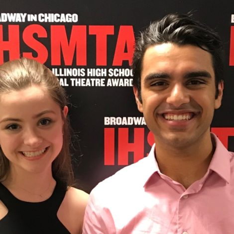 BROADWAY IN CHICAGO ANNOUNCES  ILLINOIS HIGH SCHOOL MUSICAL THEATRE AWARDS RECIPIENTS