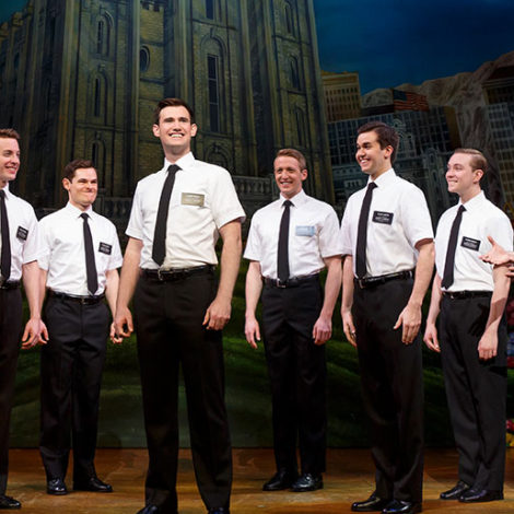 THE BOOK OF MORMON RETURNS FOR FOURTH ENGAGEMENT
