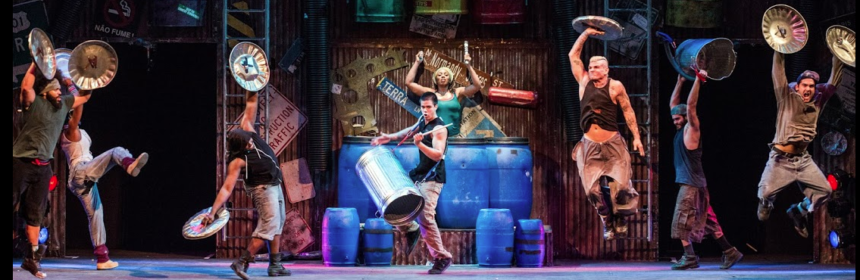 Broadway In Chicago Announces STOMP $25 Tix Digital Lottery 1 Broadway In Chicago is delighted to announce that a digital lottery will begin Dec. 4 at 9AM for the International Percussion SensationSTOMP. STOMPwill play the Broadway Playhouse at Water Tower Place (175 E Chestnut) for a limited engagement December 5 – 30, 2018.