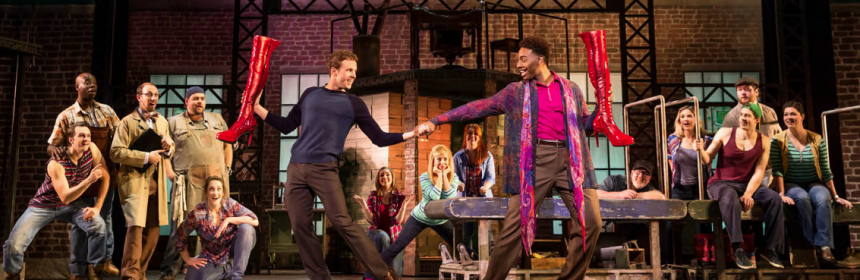 """Broadway In Chicago Announces """"KINKY BOOTS"""" Digital Lottery 1 Broadway In Chicago is delighted to announce there will be a digital lottery and rush tickets for the Tony Award ®- winningKINKY BOOTS, which will play for a limited one-week engagement at Broadway In Chicago's Cadillac Palace Theatre (151 W. Randolph) from January 22–27, 2019."""
