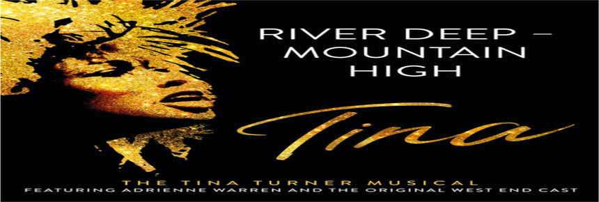"Ghostlight Records Releases ""River Deep – Mountain High"" From Upcoming TINA – THE TINA TURNER MUSICAL Cast Album"