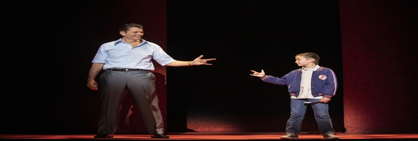 Broadway In Chicago Announces 'A BRONX TALE' Digital Lottery