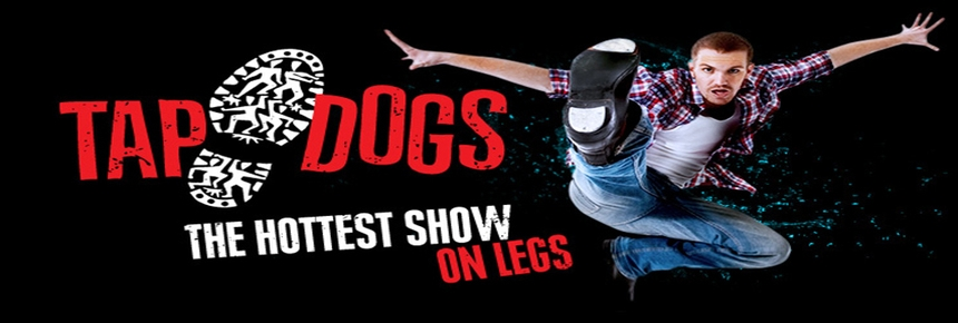 Broadway In Chicago Announces <em>TAP DOGS</em> Digital Lottery