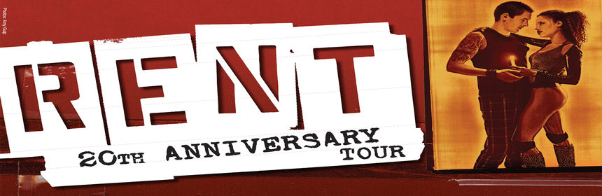 Broadway In Chicago Announces <em>RENT 20th Anniversary Tour</em> Digital Lottery 1 Broadway In Chicago is delighted to announce there will be a digital lottery and rush tickets for RENT 20thAnniversary Tour, which will play a limited engagement at Broadway In Chicago's James M. Nederlander Theatre (24 W. Randolph) from May 10-19.