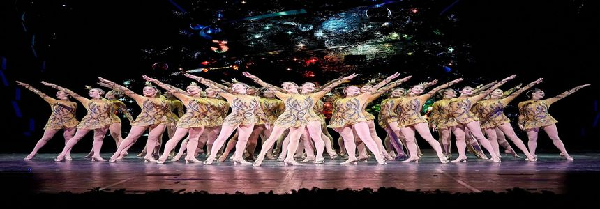 <em>RADIO CITY ROCKETTES</em> To Hold Auditions In Chicago May 7 & 8 For <em>CHRISTMAS SPECTACULAR</em>