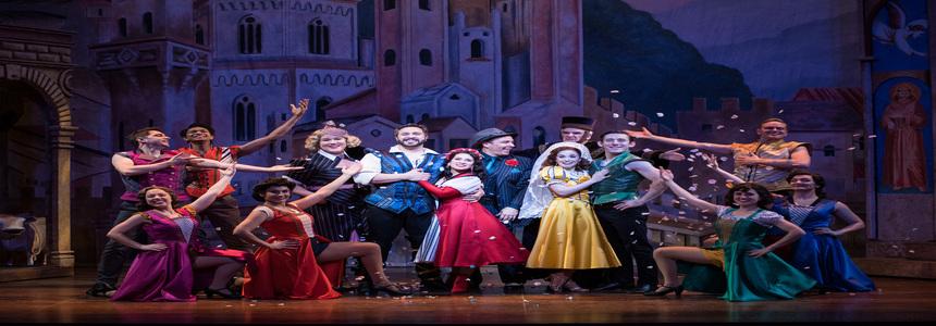 Skylight Music Theatre's <em>KISS ME, KATE</em>  Is Wunderbar!
