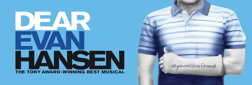 Broadway In Chicago Announces <em>DEAR EVAN HANSON</em> Cancellation