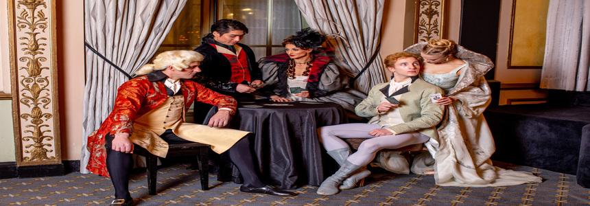 Joffrey Ballet Announces 20/21 Inaugural Season at Lyric Opera
